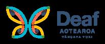 Deaf Aotearoa Logo
